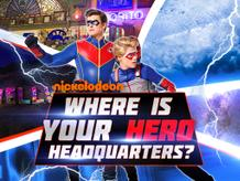 Henry Danger: Where is Your Hero Headquarters?