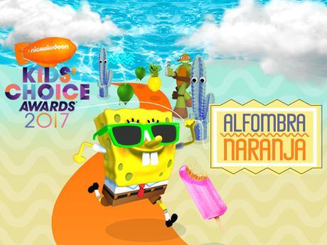 KCA: Alfombra naranja