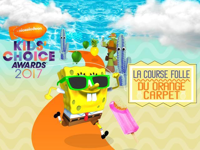 KCA : la course folle du Orange Carpet