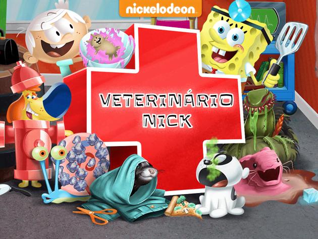 Veterinário Nick