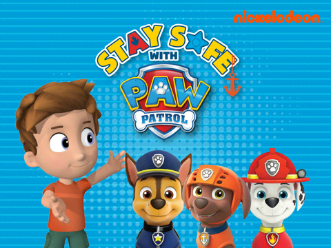 PAW Patrol: Road Safety