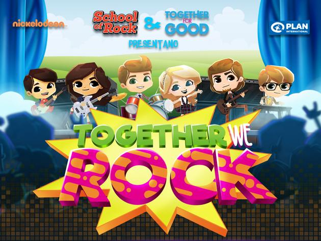 School of Rock: Together We Rock! ITALIAN