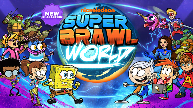 List Of All Bowl Games >> Nickelodeon Super Brawl World Action Game