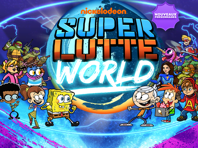 Super lutte World