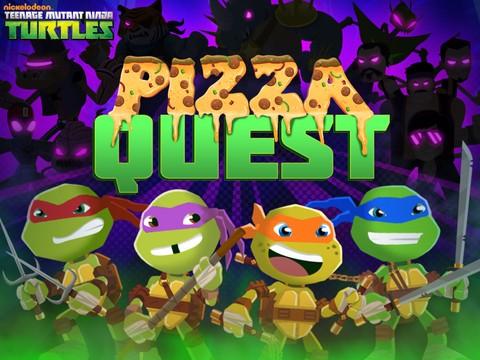 Teenage Mutant Ninja Turtles: Pizza Quest