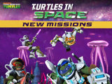 TMNT: Turtles in Space