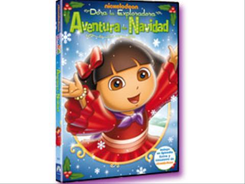 ¿Quieres ganar un DVD de Dora, la Exploradora?
