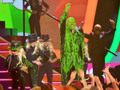 Kids' Choice Awards 2013 var galna.. och slimiga!