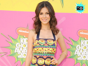 Celebs on the 2013 KCA Orange Carpet