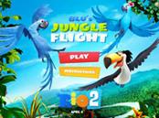 RIO 2: Gioca al Blu Jungle Flight