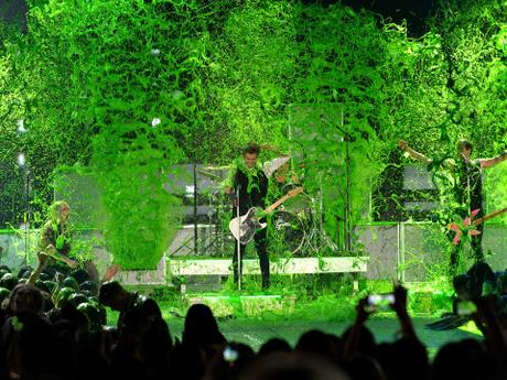 Stars Get Slimed at KCA 2015!