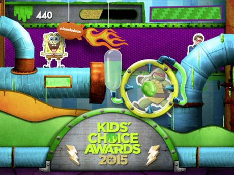 SLIME ZONE: SLIME YOUR NICK FAVES!
