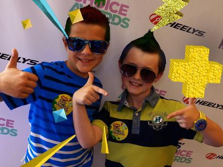Watch Kids Get KCA-Styled!