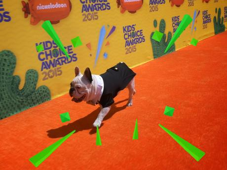 Pierre går på KCA Orange Carpet