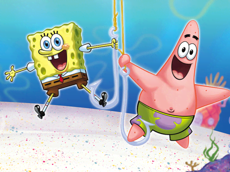 SpongeBob: video's en games