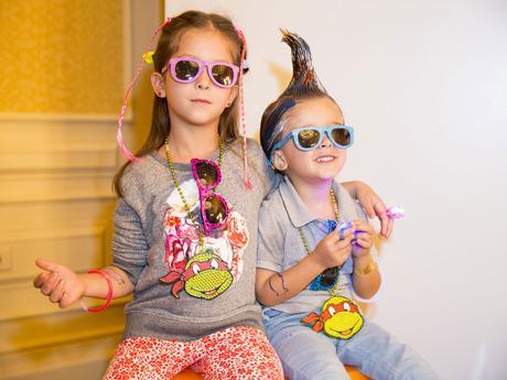 Barnens KCA-makeovers