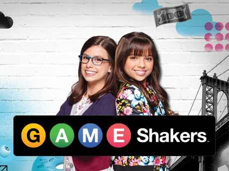 Game Shakers: Video, klipy i gry