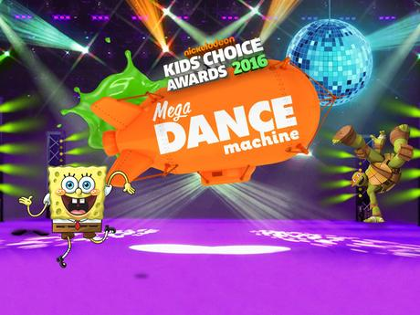 KCA Mega Dance Machine