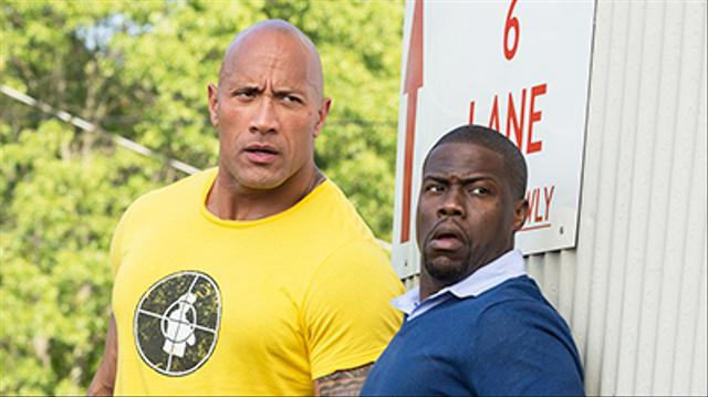 Bob Stone & Calvin Joyner - Central Intelligence