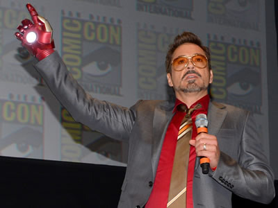 The Hottest Movie Buzz From 2012 Comic-Con