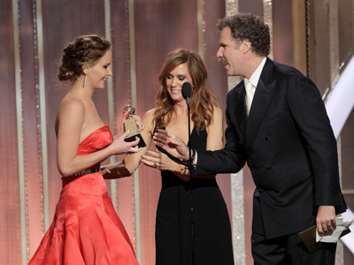 The 2013 Golden Globes Winners Are In!