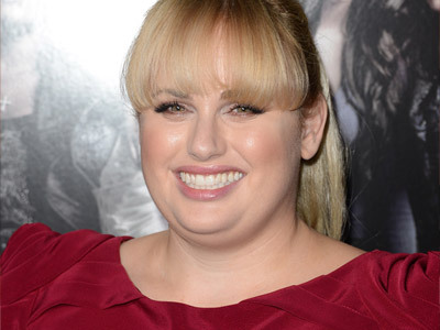 Rebel Wilson Will Host the 2013 MTV Movie Awards!