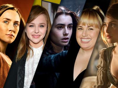 Cinco actrices a las que ver en 2013