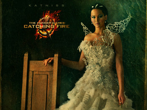 Check Out the 'Catching Fire' Character Posters!