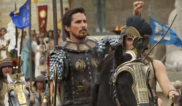Swords, Sandals And Scale On The Set Of 'Exodus: Gods And Kings'