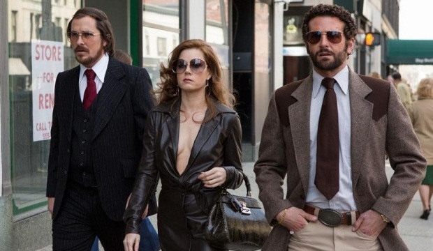 'American Hustle' And '12 Years A Slave' Lead 2014 Golden Globes Nominations