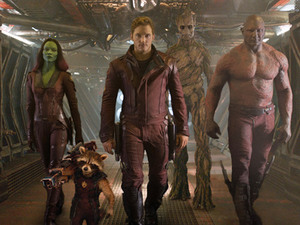 'Guardians Of The Galaxy' International Trailer Brings The Thrills, More Raccoon