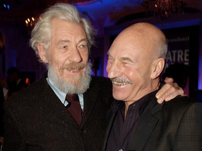 ¡Excelentes noticias para los frikis! La siguiente 'X-Men' tiene a sir Ian y sir Patrick.