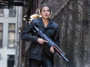 'Divergent' Sequel Begins Filming