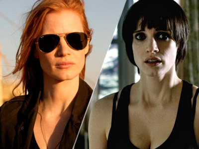 Head-to-Head Vote: Jessica Chastain Vs. … Jessica Chastain!