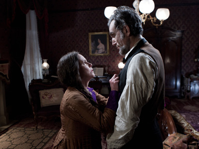 'Lincoln' Leads BAFTA Nominees With 10