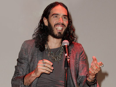 Russell Brand Will Host the 2012 Movie Awards!