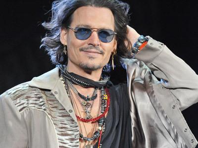 Johnny Depp Will Get the MTV Generation Award!