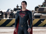 Henry Cavill and Russell Crowe Talk 'Man of Steel'