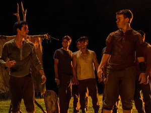 'Lost' Meets 'Lord of the Flies' On the 'Maze Runner' Set
