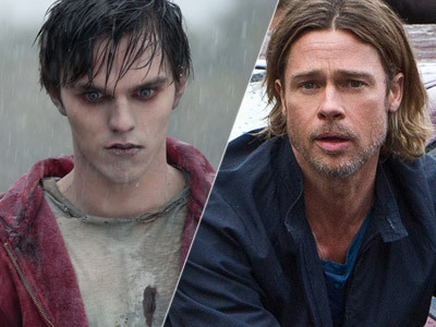 Votación encarnizada: Warm Bodies contra World War Z