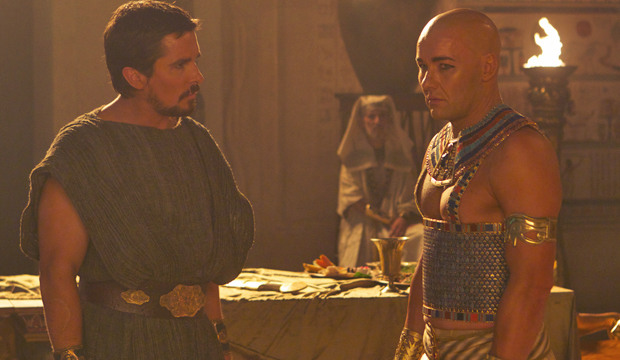 Joel Edgerton Talks Snakes And Skirts In 'Exodus: Gods and Kings'
