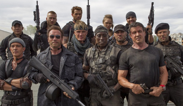 'The Expendables 3': 5 Things To Know