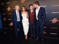 The Stars of 'Catching Fire' Take Cannes