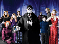 Dark Shadows Filmposter