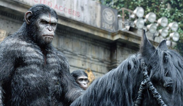 Hanging With Andy Serkis On The Set Of 'Dawn Of The Planet Of The Apes'