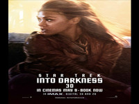 "Poster di ""Into Darkness - Star Trek"""