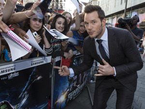 Hot Pix From the 'Guardians of the Gallery' World Premiere