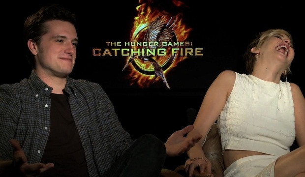 Movies.MTV spotlight: 'The Hunger Games: Catching Fire' Deel 2