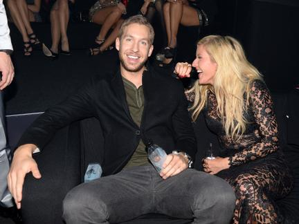 MTV EMA backstage show