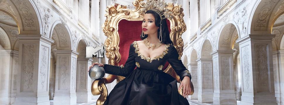 NICKI MINAJ TO HOST THE 20th ANNIVERSARY MTV EMA IN GLASGOW
